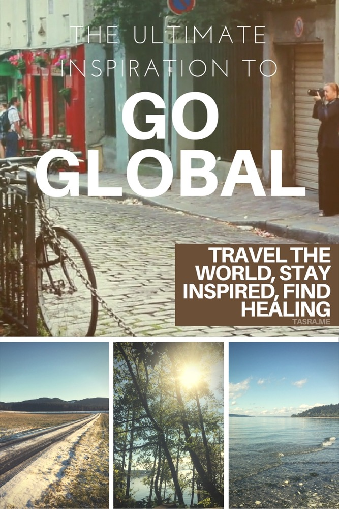 Ultimate Inspiration to Travel the World, Stay Inspired and Find Healing