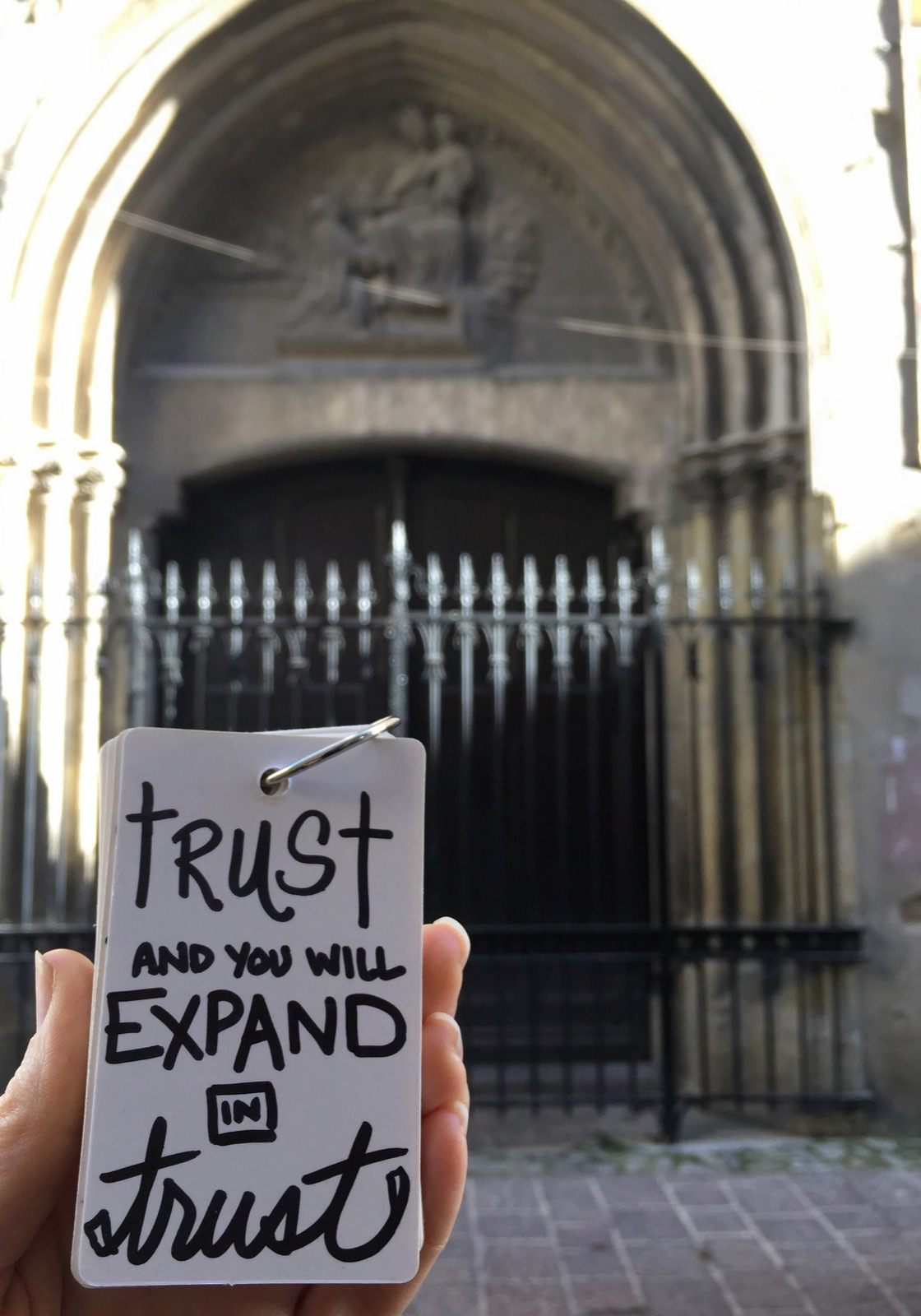 Expand in Trust